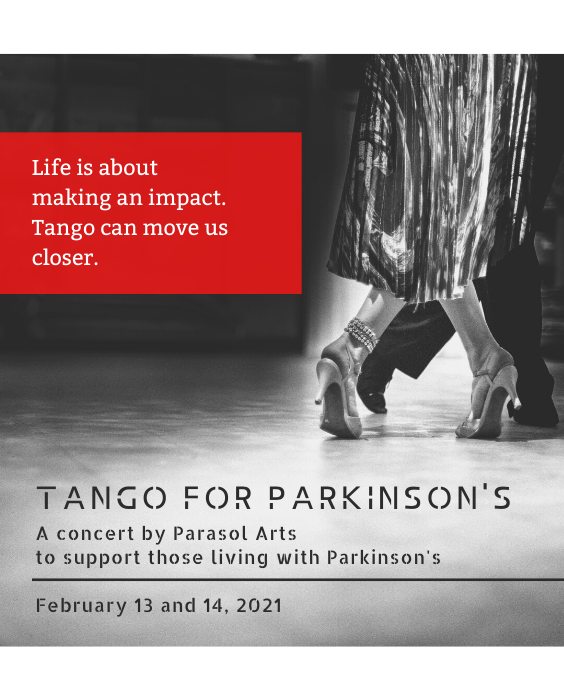 tango for parkinsons